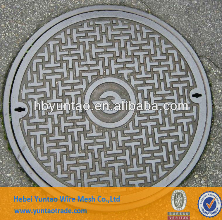 concrete manhole cover good quality