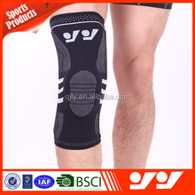 High quality knitted knee supports with magnets on discount