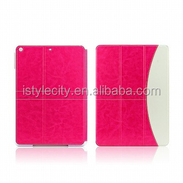 Newest flip leather cases and cover for ipad air,case for ipad 2 3 4