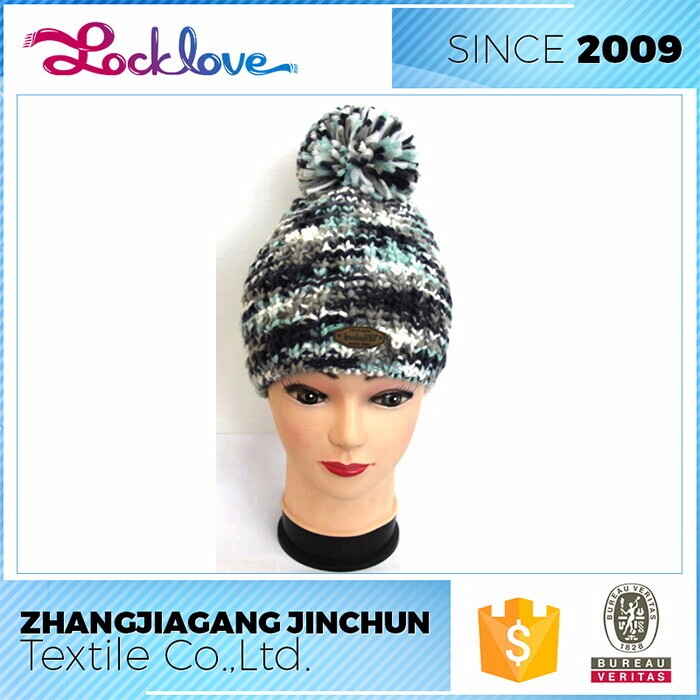 Competitive Manufacturer Beanie Hat Knitted