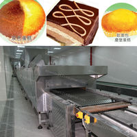 GAS/ELECTRIC TUNNEL OVEN