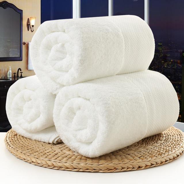 Hot Sale Good Price Hotel White Towel
