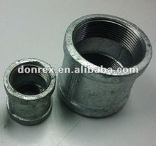 Gi Malleable Cast Iron Pipe Fitting Coupling