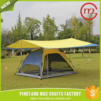 China supplies professional hot selling great material waterproof tent camping