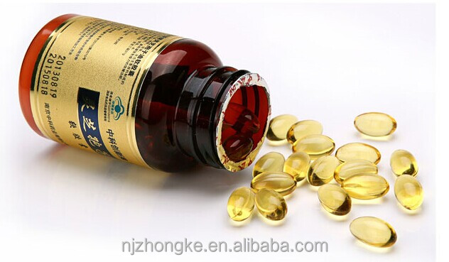 ISO&GMP natural Ganoderma Lucidum Spore Oil Softgel for Cancer Cure