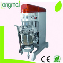 High speed LMH-B60 / 60L baking planetary mixer