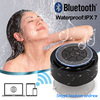 Waterproof Bluetooth Stereo Shower Speaker Support