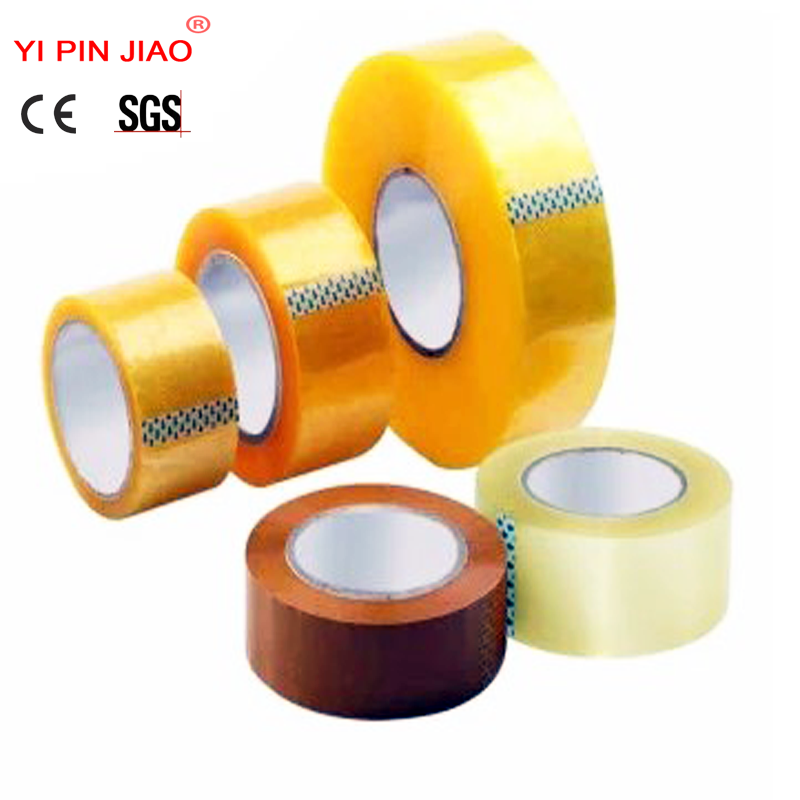 Free <strong>samples</strong> high quality super clear waterproof packing tapes for cargo adhesion and can be customized loge printed