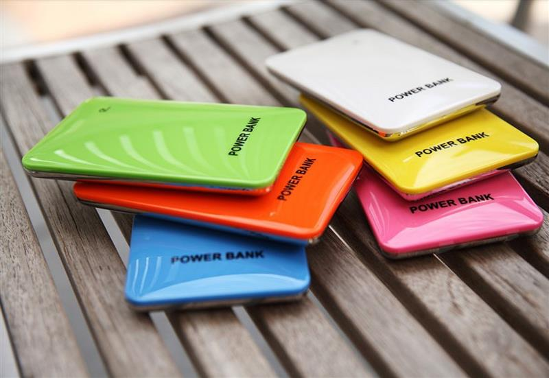 Promotional gift 1900mah micro usb power bank with real capacity