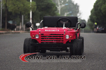 China Zhejiang Mini Jeep Willys 4 Wheeler ATV for Kids (MR1101)