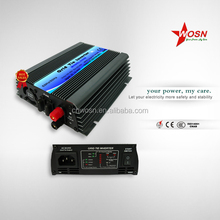 220v 50hz 110v 60hz converter with solar MPPT controller for home/ office/ industrial use
