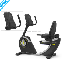 SJ-C300 High End Indoor Gym Equipment Type Electric Magnetic Exercise Bike with Smart Display