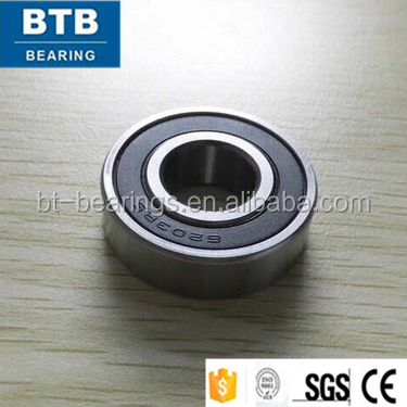 Sealed Deep groove ball bearing 6203 2RS 6203-2RS 6203RS C3 factory price