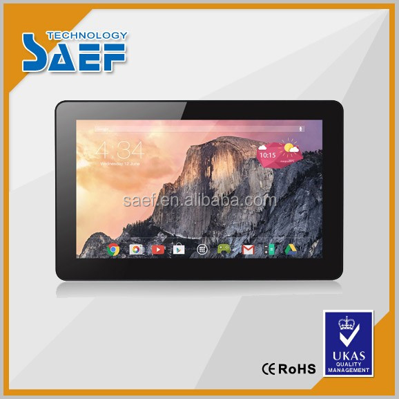 1920*1080 support wifi 15.6 Inch HD Android Touch Panel Advertising Display