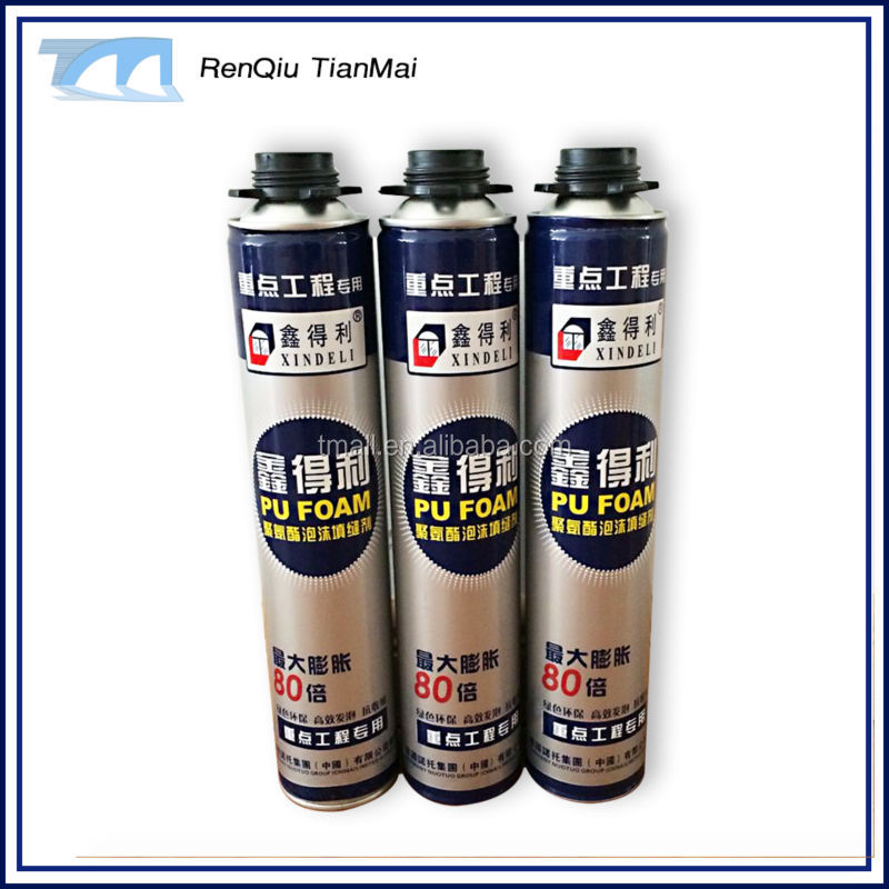 polyurethane self-leveling joint mixture, Professional PU Foam Sealant Manufacturer