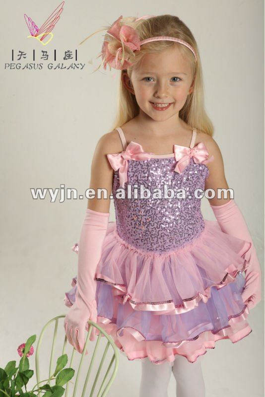 2013- kids dance performance wear--girls' performance dance costume---cute ballet dance stage tutu skirt children&adults