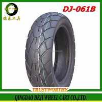 2015 New China motorcycle tyre motorcycle tire and tube scooter tire 120/90-10 130/90-10