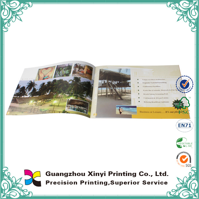 Beautiful Professional Children Folded Product Offset Booklet Printing