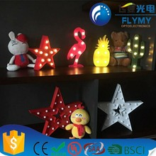 awesome and innovative birthday letter catus star lights battery operated