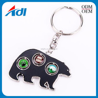 Promotional Gift Crafts Custom Metal Keychains