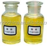 Furfural used in synthetic plastics pharmaceuticals pesticides