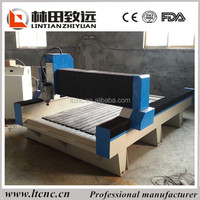 professional stone cnc lathe machine for nature stone