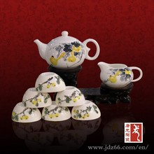 Fancy antique japanese china ceramic tea set from Jingdezhen