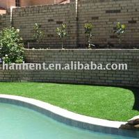 Home and Garden Synthetic Turf, Pool Side Decorating Grass
