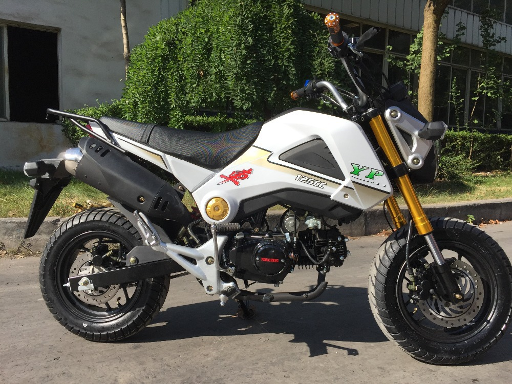 125cc automatic motorcycle/unique 125cc mini motorcycle