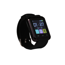 High quality touch screen 3.0 bluetooth android smart watch U8 watch phone
