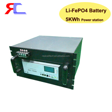 48V 100Ah 10Kwh Deep Cycle Lthium Ion LiFepo4 Battery Pack 5kwh 3kwh