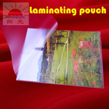 Glossy Laminating Film (PET+EVA)