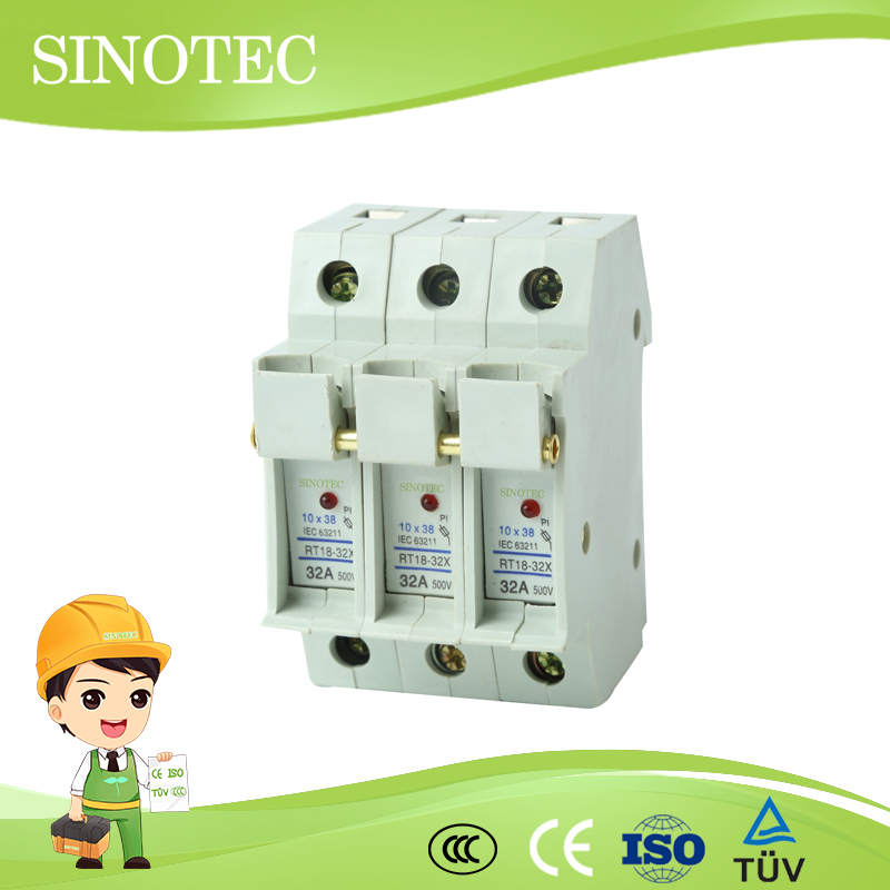 500a fuse holder 50 box 5*20mm