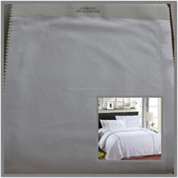 100% cotton fabric for hotel bedding sheet 600tc 80sx100s 80sx120s