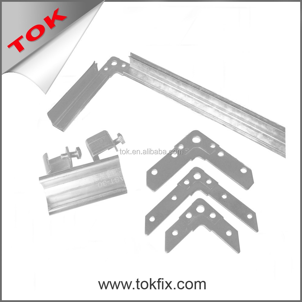 TOK HAVC Steel decorative wall corner guards