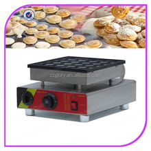 CE electric Automatic Biscuits Electric Poffertjes Grill pan