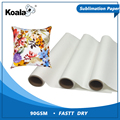 60g/80g/90g/100g Digital printing Dye sublimation transfer paper