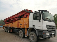 For Sale! 60M SANY Used/Second-hand concrete pump year 2013 Good condition ready to work Used Concrete Pump Trucks Sale