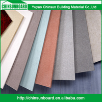Special Design Eco-Friendly Modern Waterproof Fireproof Calcium Silicate Board Partition Aluminium Profile