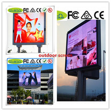 advertising sign wall/led screen video led lamp display board