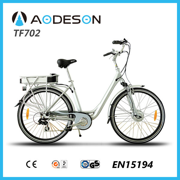 vintage/retro/holland style 200w/250W/350w e bike/pedalec/electric bicycle/electric bike/e bicycle w EN15194 TF702