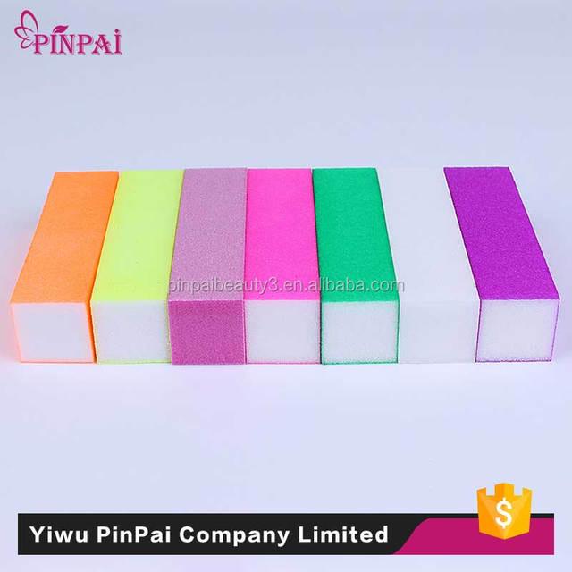 Pinpai brand Korea style nail buffer file China manufacturer nail buffer