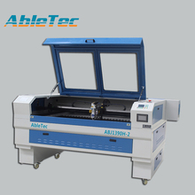 CO2 laser machine cutting fabric cloth for dress, T shirt printing machine cnc laser engraver