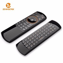 Multifunction RF <strong>remote</strong> control mini keyboard with IR learning, air mouse, microphone, supports Android, OS, Linux,Vista