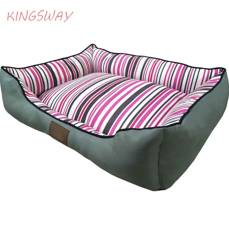 factory direct sale pet products urban rounger Soft Suede pet pad pet bed for dog and cat