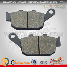 for KAWASAKI z750 rear brake pad