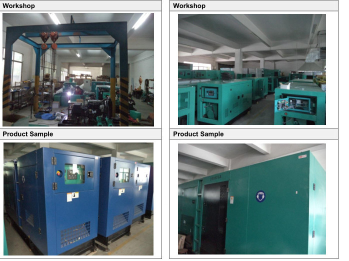 silent electric power soundproof generator set geset guangzhou generator 100kva