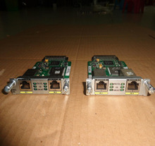 CISCO HWIC-2FE two routed port Ethernet WAN Interface Card