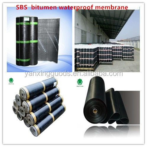China golden supplier best sale polyethylene waterproof membrane with high quality