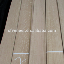 Tiger Flake White Oak Natural Wood Veneer for Panel Backing and Dying